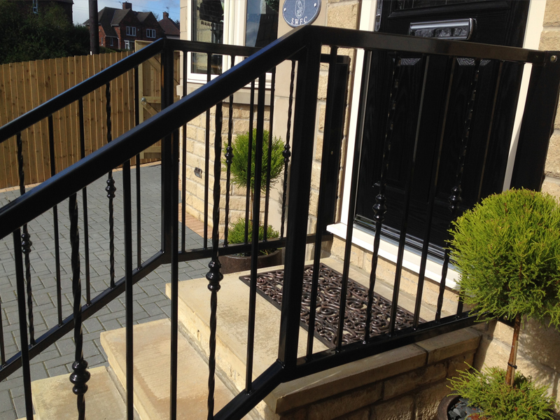 Garden Gate Portfolio Railings Fences